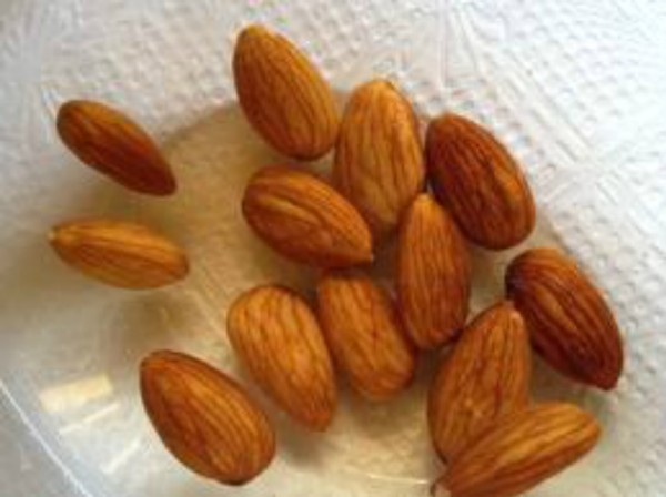 How are almonds healthy for us?
