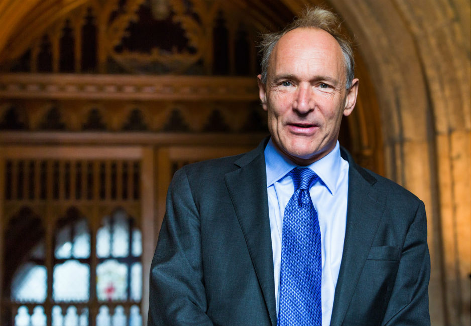 Sir Tim Berners-Lee World Wide Web Founder