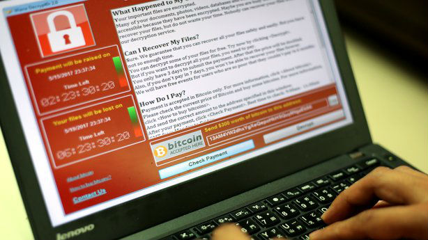 ransomware cyber attacks