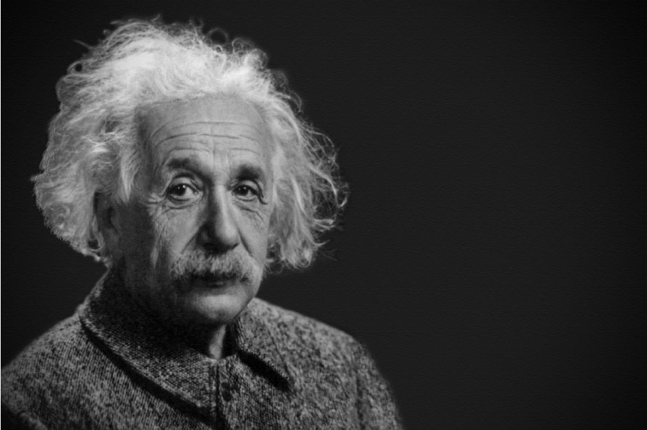 scientist albert einstein