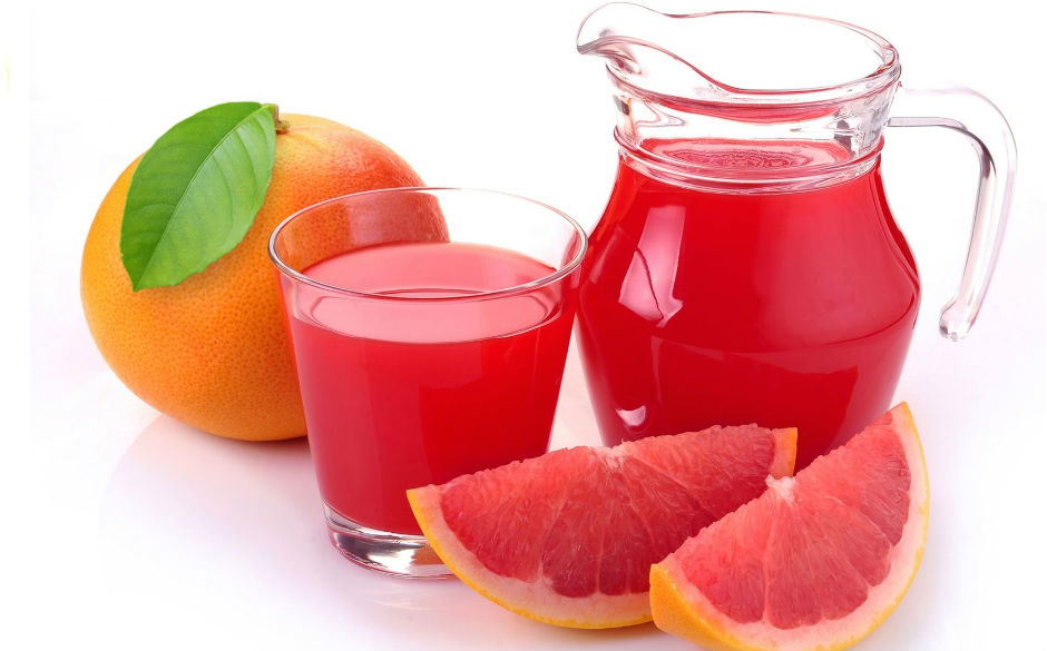 grapefruit juice drug interaction