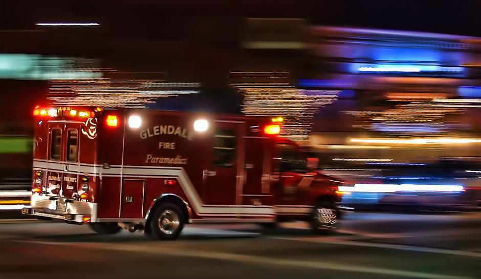 ems paramedics